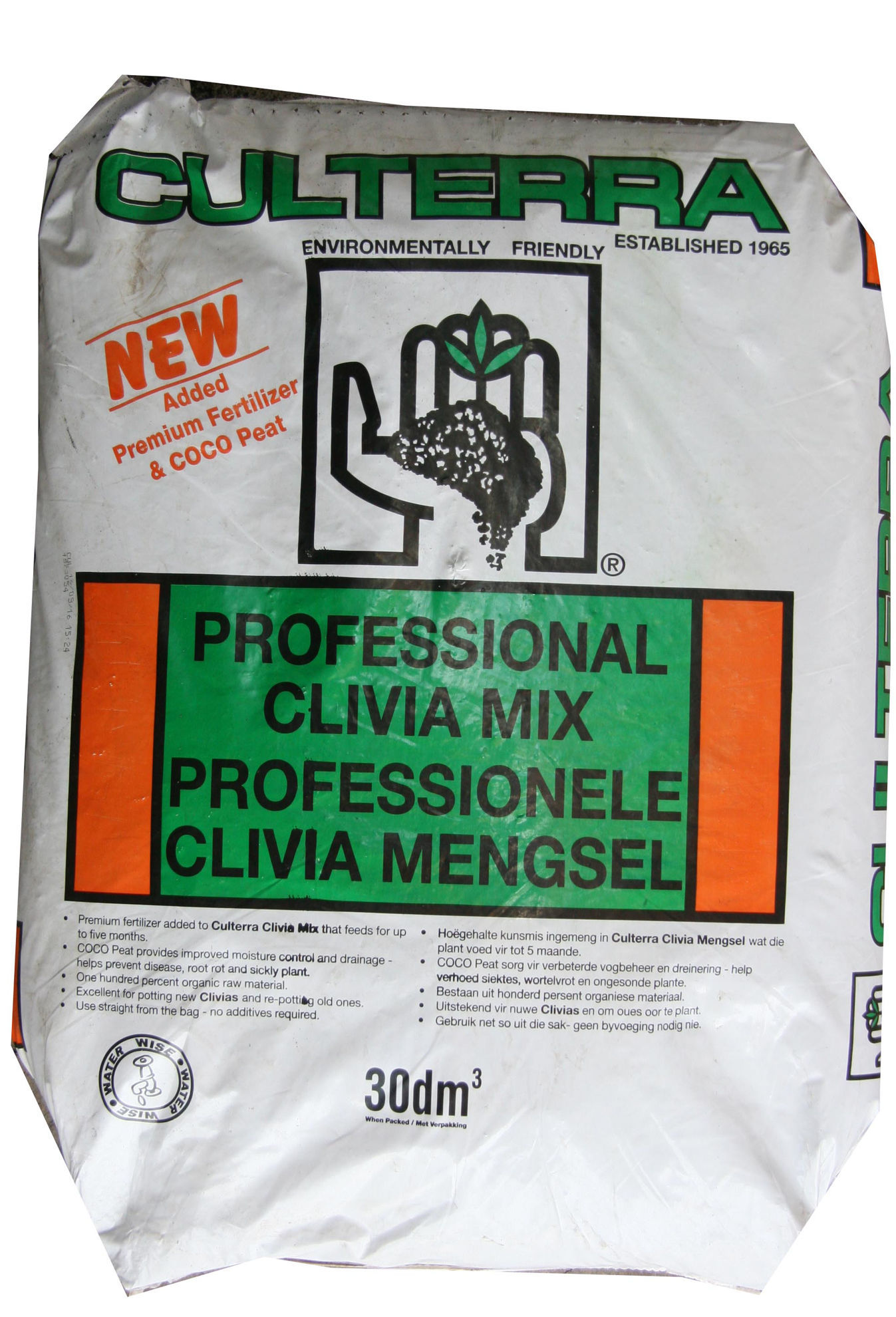 Picture of CULTERRA CLIVIA MIX 30DMᵌ