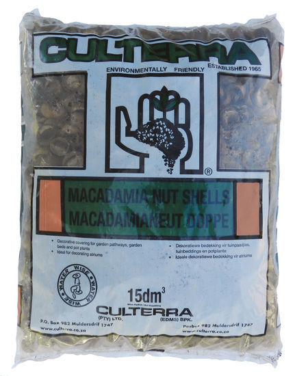 Picture of CULTERRA MACADAMIA NUT SHELLS 15DMᵌ