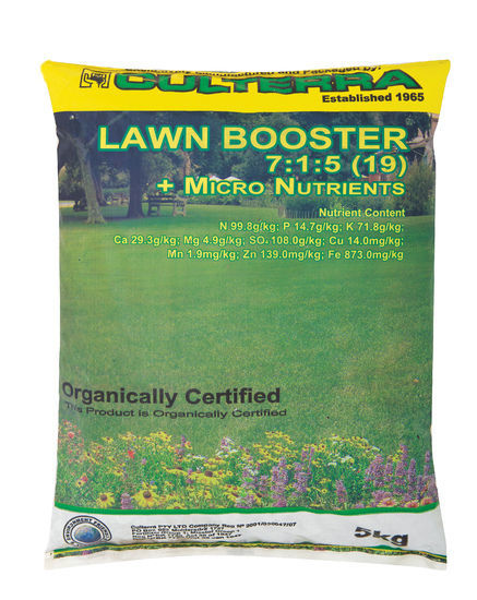 Picture of Culterra Organic Lawn Booster 5Kg