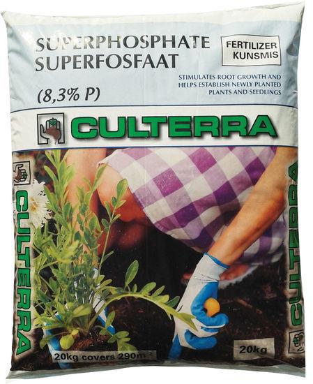 Picture of CULTERRA SUPERPHOSPHATE (8.3) 20KG