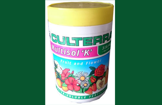 Picture of MULTISOL K 3.1.6 (46) FRUIT AND FLOWER 500g