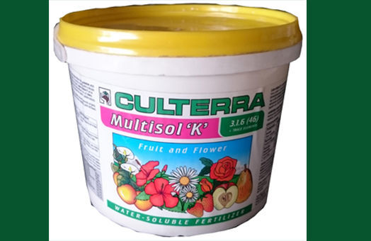 Picture of MULTISOL K 3.1.6 (46) FRUIT AND FLOWER 2Kg