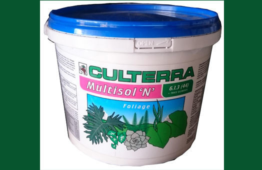 Picture of Multisol N 6.1.3 (44) Foliage 2Kg
