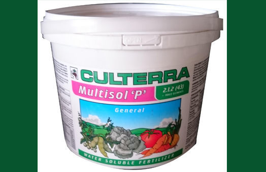 Picture of MULTISOL P 2.1.2 (43) GENERAL 2 Kg